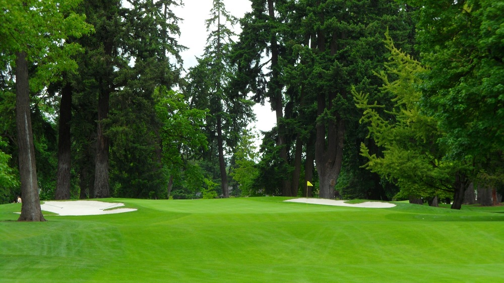 An image of the Eugene Ore. Golf Course. Credit: golftripper.com